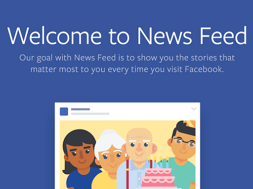 Facebook is changing its news feed